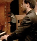 Your Online Ear Training Teacher Plays the Organ. Your Aural Skills Online Solution is on Live-MUSIQUE.com.